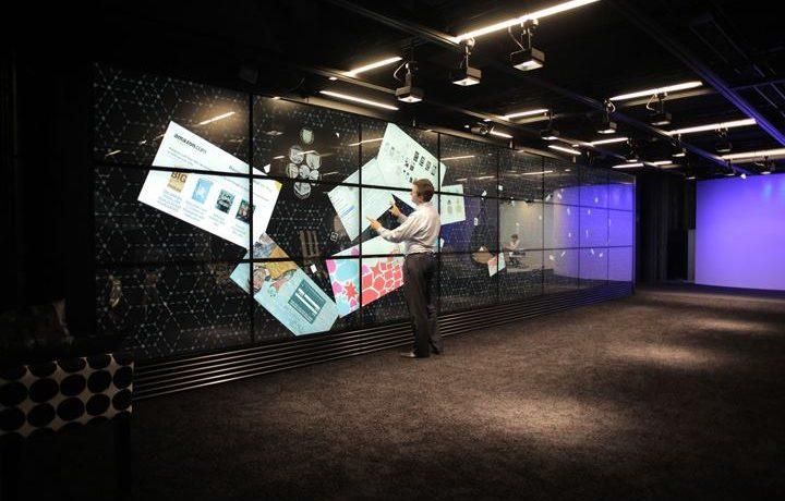 Carteleras digitales y video Walls